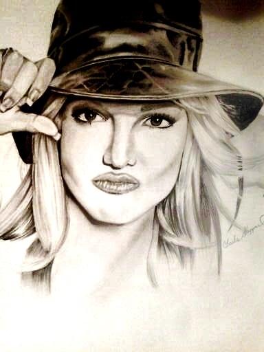 Britney Spears par charles18